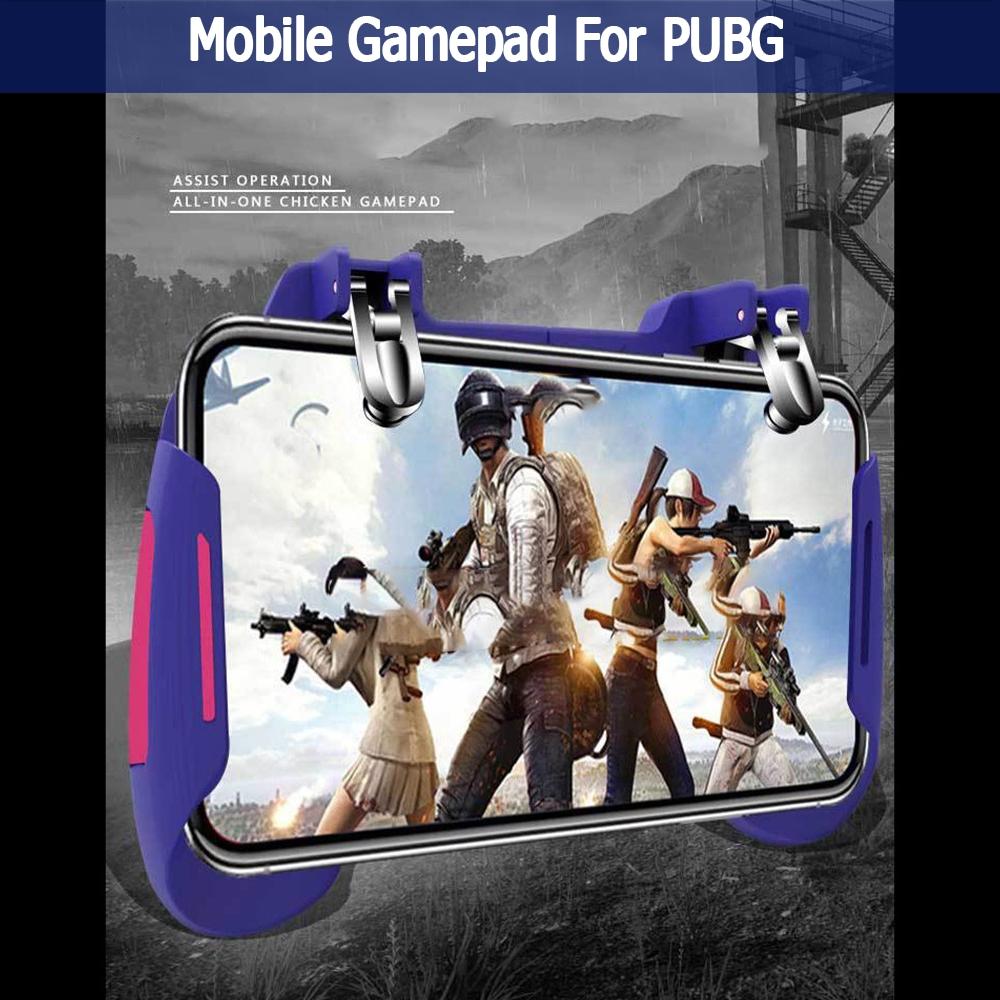 For PUBG Mobile Game Controller Sensitive Shoot And Aim Joysticks Gamepad Handle