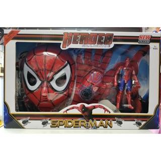 Set mặt nạ nhện