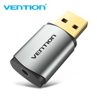 Card âm thanh VENTION USB dành cho tai nghe CTIA thumbnail