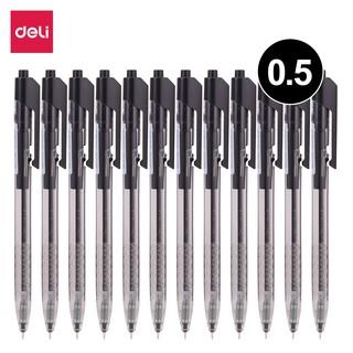 """Bút bi dầu Deli - Ngòi 0,5/ 0,7 - Xanh/Đen/Đỏ - 6 chiếc ngẫu nhiên giá chỉ còn <strong class=""""price"""">100.000.000đ</strong>"""