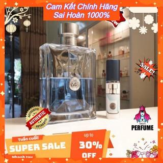 Nước Hoa Chính Hãng Nước Hoa Mini Versace Pour Homme_Hương Thơm Tươi Mát Quố thumbnail