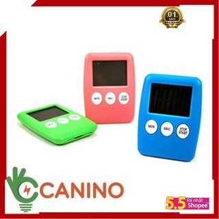 [ GÍA HỦY DIỆT ] Đồng hồ bấm giờ đếm ngược điện tử mini Canino