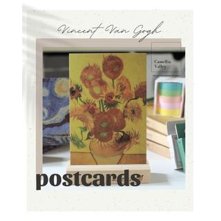 Postcard các bức tranh của danh họa Van Gogh