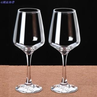 Ly Thủy Tinh Uống Rượu Vang Kiểu Dáng Sang Trọng