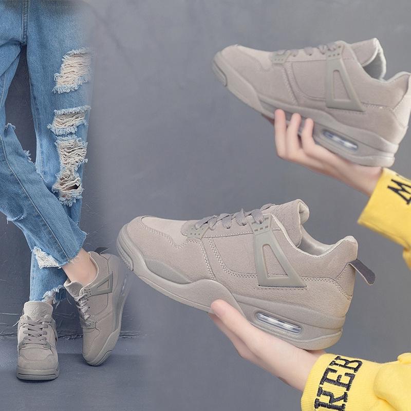Giày thể thao nữ đế dày thời trang năng động