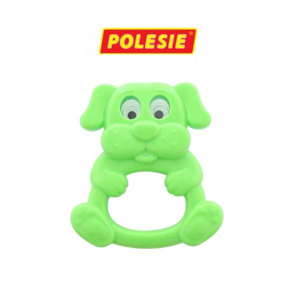 Combo Xúc xắc hà mã baby + cún con Polesie