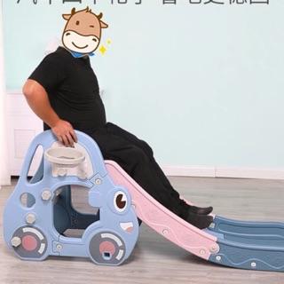 Cầu trượt cho bé sãn xanh mẫu mới cực chắc và nặng cầu