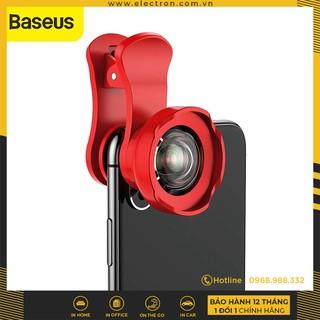 Bộ ống kính góc rộng Wide Angle, Fish Eye Baseus cho iPhone, Samsung, Oppo, Huawei
