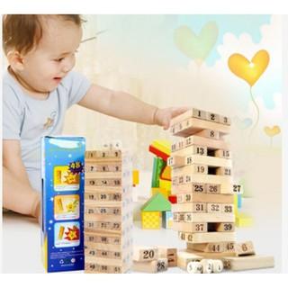 [THANH LÝ] bộ đồ chơi rút gỗ Toymar | SẢN PHẨM HOT