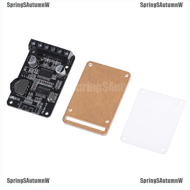 Mô Đun Khuếch Đại Âm Thanh Bluetooth 12v / 24v Xy-P15W Chuyên Dụng