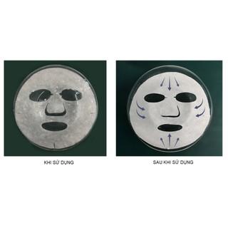 Hình ảnh Mặt Nạ Thải Độc, Cấp Nước Và Phục Hồi Da Mediheal N.M.F Anti-Dust Calming Mask 27ml-2