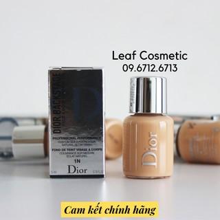 [ 5ml ] Kem Nền Dior Backstage Face & Body Foundation 1N thumbnail