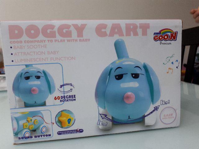 Doggy Cart - Chú chó phát nhạc dễ thương!
