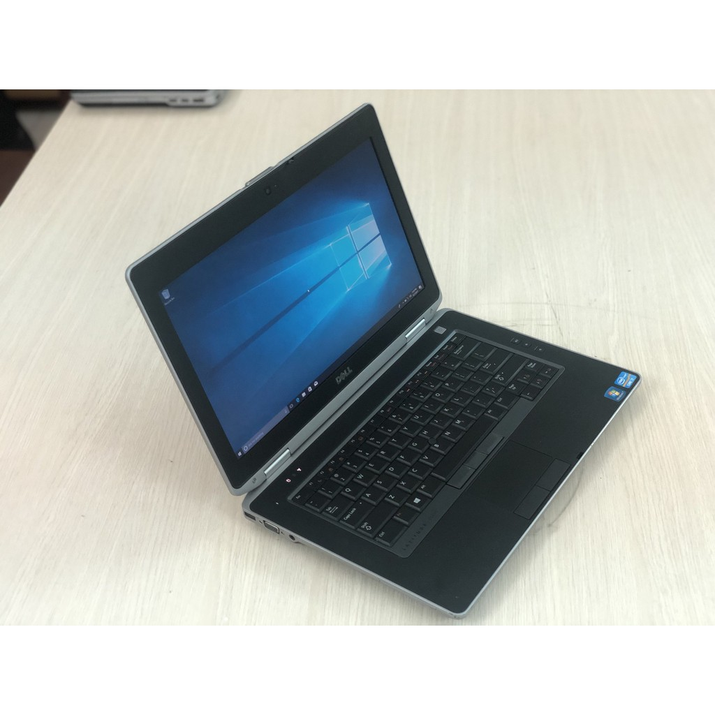 [Mã ELLAPTOP giảm 5% đơn 6TR] Laptop dell latitude E6430 card rời cũ i7 3520m, 4GB, 320GB, Nvidia NVS5200M 1GB