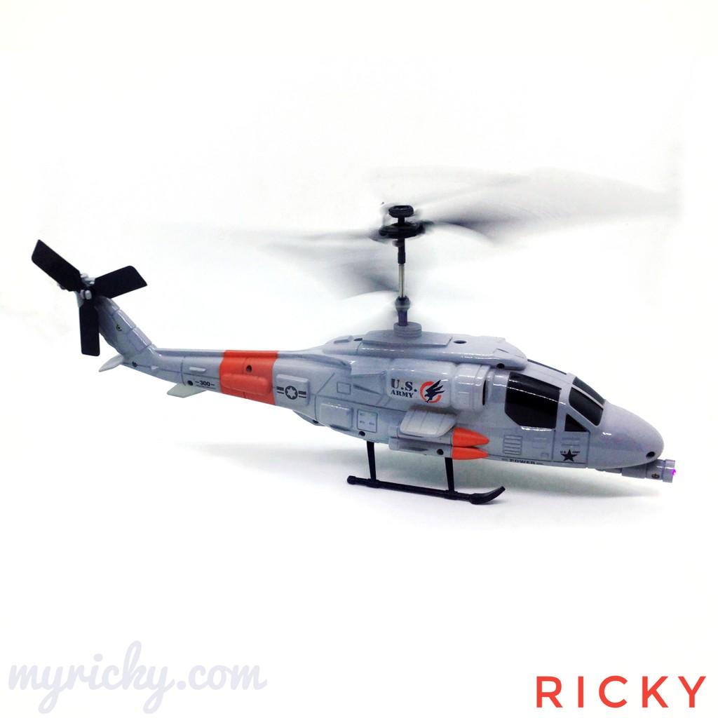Máy bay trực thăng chiến đấu điều khiển từ xa...