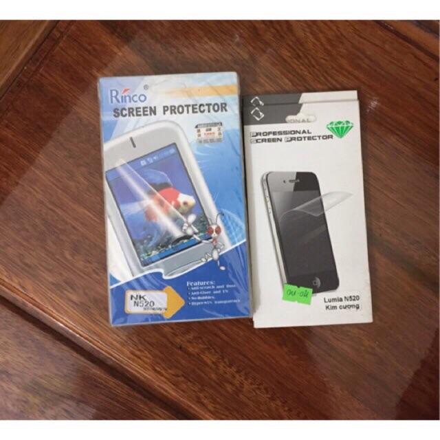 Miếng dán màn hình Lumia 520,525 - 23066763 , 1931381003 , 322_1931381003 , 20000 , Mieng-dan-man-hinh-Lumia-520525-322_1931381003 , shopee.vn , Miếng dán màn hình Lumia 520,525