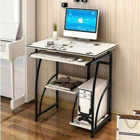 Bàn để máy tính, laptop (Về 2 màu đen, trắng)