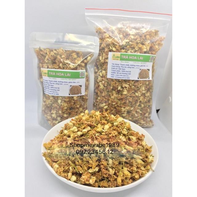 Gói dùng thử 100g Trà Hoa Nhài ( Hoa Lài) thơm