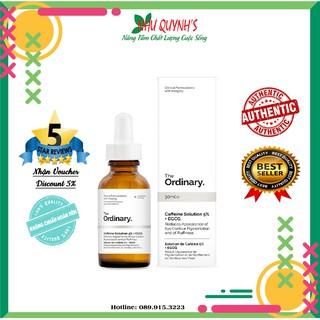 Serum The Ordinary Caffeine Solution 5% + EGCG (30ml) thumbnail
