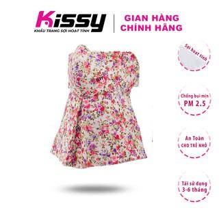 Khẩu trang Kissy che cổ cho phụ nữ chống nắng và bụi mịn hiệu quả, giao đúng mẫu thumbnail