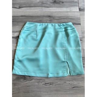 Váy Phi Bóng F21 Xanh Ngọc 2 Lớp - 2723 thumbnail