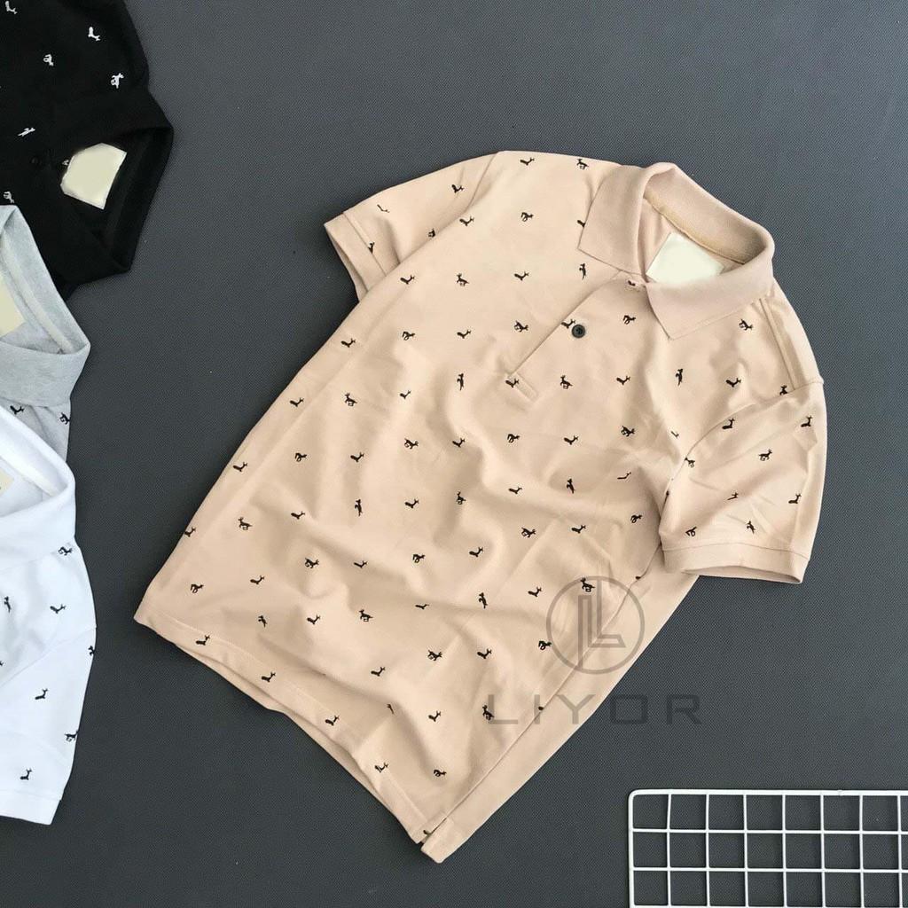Áo thun nam ĐỔI SIZE THOẢI MÁI áo phông nam đẹp tay ngắn polo cao cấp BASIC cực đẹp form rộng và co giãn - TATCS048