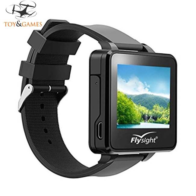 Flysight FPV Watch Wireless Receiver 5.8Ghz 32 Ch HD 960 x 240 Monitor Real-time