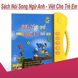 [Giảm 9k cho đơn từ 99k]Sách song ngữ điện tử cho trẻ em .