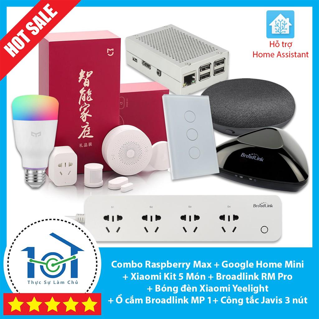 Combo Smart Home Pro