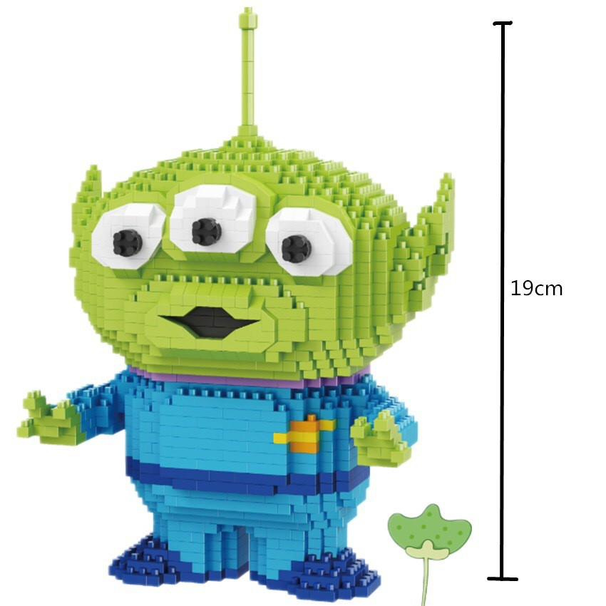 Lego mini BABU-8809 NLG0033-09 #NAMLEGO