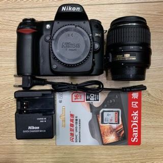 Bộ máy ảnh Nikon D80 kèm lens Kit 18-55