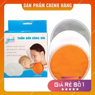 𝓑𝓪́𝓷 𝓒𝓱𝓪̣𝔂 Hộp 8 Miếng Lót Thấm Sữa Goodmama 4 lớp Cho Mẹ