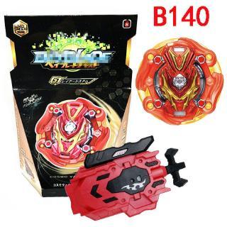 [ready stock ]COD Burst Beyblade B-140 Metal Alloy Battle Ggyroscope Steel Gyro Kids Gift Toys