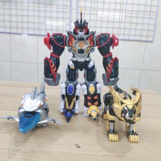 Dx Geki fire siêu nhân quyền thú