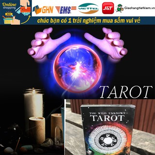 【1PC】TAROT bộ bài tarot