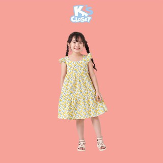 Đầm K s Closet Cho Bé Gái (2 - 9 Tuổi) E068ONS TM thumbnail