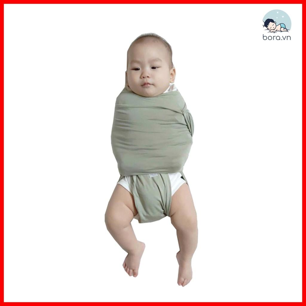 [Quấn cộc] Quấn chũn Cocoon [Giúp bé ngủ ngon, sâu giấc, không giật mình]