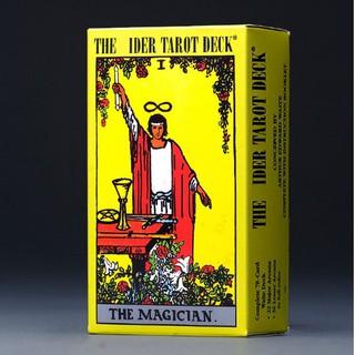 [Tarot Nhập Môn] Bộ Bài Tarot Rider Waite/Smith Waite The Deck