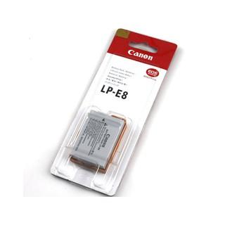 Pin Canon LP-E8 (LP E8 ) 1120mAh cho thân máy Canon 550D, 600D, 650D, 700D
