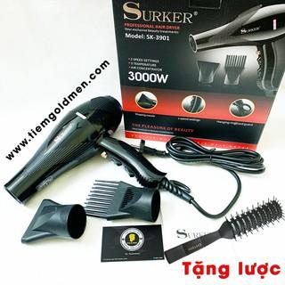 Máy sấy tóc Surker SK-3901 công suất 3000w [CHÍNH HÃNG]