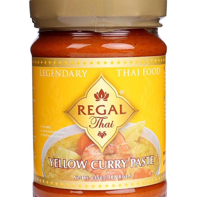 Cà Ri Vàng Regal Thai 235g