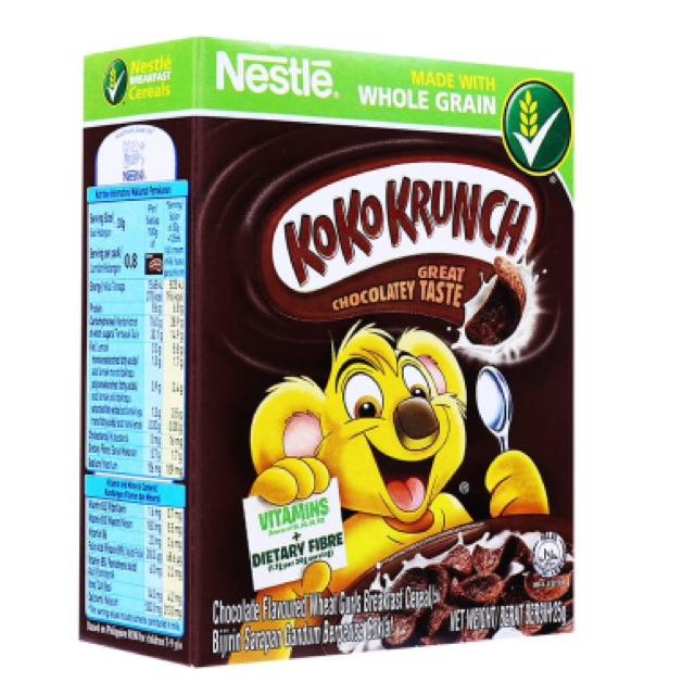 Ngũ cốc ăn sáng Koko Krunch vị sô cô la Nestlé 25g - 2510602 , 444419829 , 322_444419829 , 19000 , Ngu-coc-an-sang-Koko-Krunch-vi-so-co-la-Nestle-25g-322_444419829 , shopee.vn , Ngũ cốc ăn sáng Koko Krunch vị sô cô la Nestlé 25g