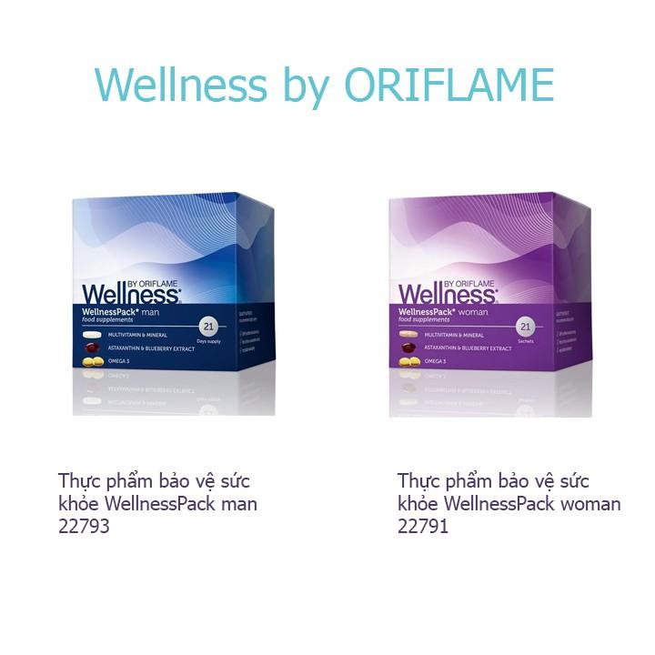 Thực phẩm chức năng Wellness Pack Oriflame - 22791 / 22793 - 2526284 , 750223316 , 322_750223316 , 636000 , Thuc-pham-chuc-nang-Wellness-Pack-Oriflame-22791--22793-322_750223316 , shopee.vn , Thực phẩm chức năng Wellness Pack Oriflame - 22791 / 22793