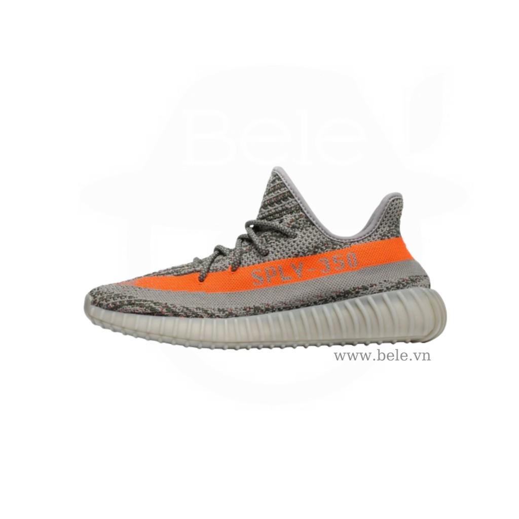 Giày Adidas Yeezy 350 v2 Beluga Boost nén