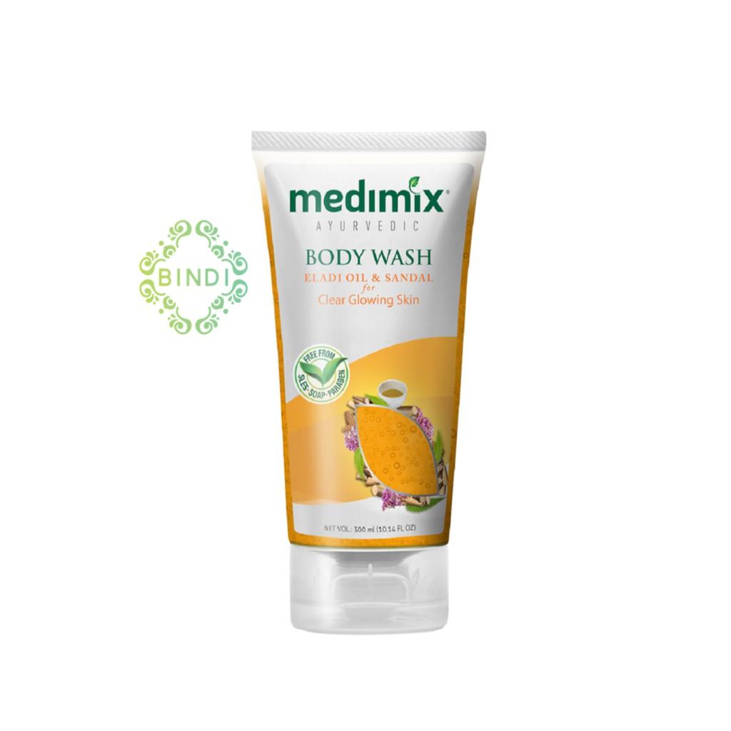 Sữa Tắm Medimix Dầu Eladi 300ml (Medimix Eladi Oil & Sandal Body Wash)