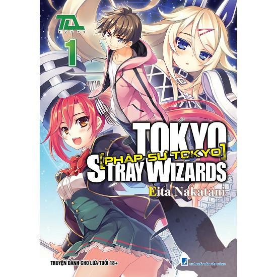 Truyện Tranh - Pháp Sư Tokyo - Tokyo Stray Wizards (Tập 1) - 3116856 , 1041145182 , 322_1041145182 , 80000 , Truyen-Tranh-Phap-Su-Tokyo-Tokyo-Stray-Wizards-Tap-1-322_1041145182 , shopee.vn , Truyện Tranh - Pháp Sư Tokyo - Tokyo Stray Wizards (Tập 1)