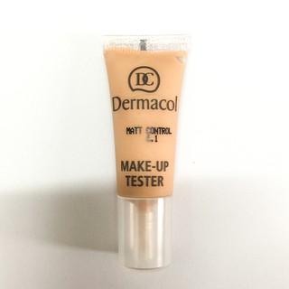 Kem Nền Kiềm Dầu Tester Dermacol 18h Matt Control Make-up 7ml