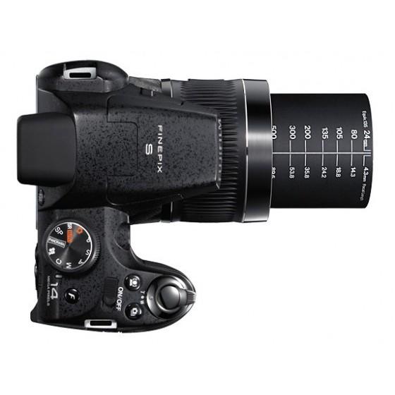 Máy ảnh Fujiflim S4300 - 14 megapixe - siêu zoom 26x, Máy rất đẹp.