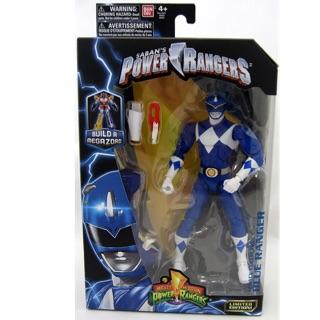 (Mô Hình Nhật Bản) Power Ranger Blue-Legacy In Space.Chính hãng 100%