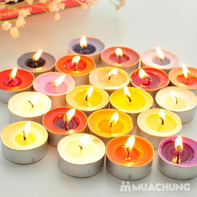 Vỉ 30 viên nến thơm tealight - 13740103 , 1247667031 , 322_1247667031 , 55000 , Vi-30-vien-nen-thom-tealight-322_1247667031 , shopee.vn , Vỉ 30 viên nến thơm tealight